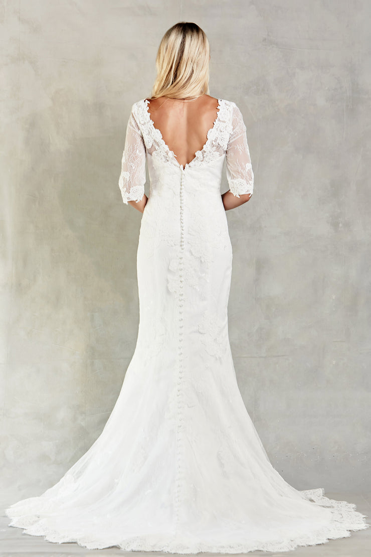 Dana Graham Style 4218  (In Store Only) - Chicago Bridal Store Company