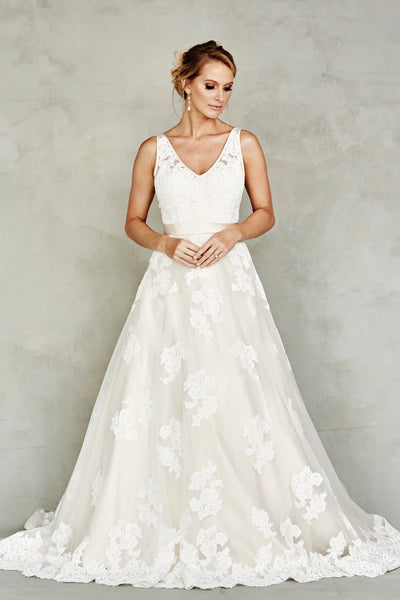 Dana Graham Bridal Collection Style 4219  (In Store Only) - Chicago Bridal Store Company