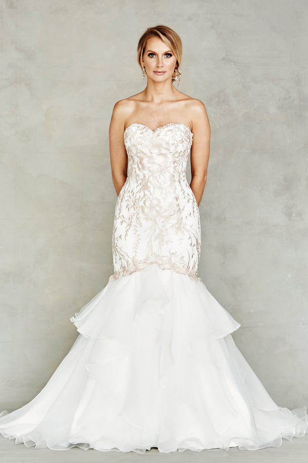 Dana Graham Bridal Collection Style 4221 - Chicago Bridal Store Company