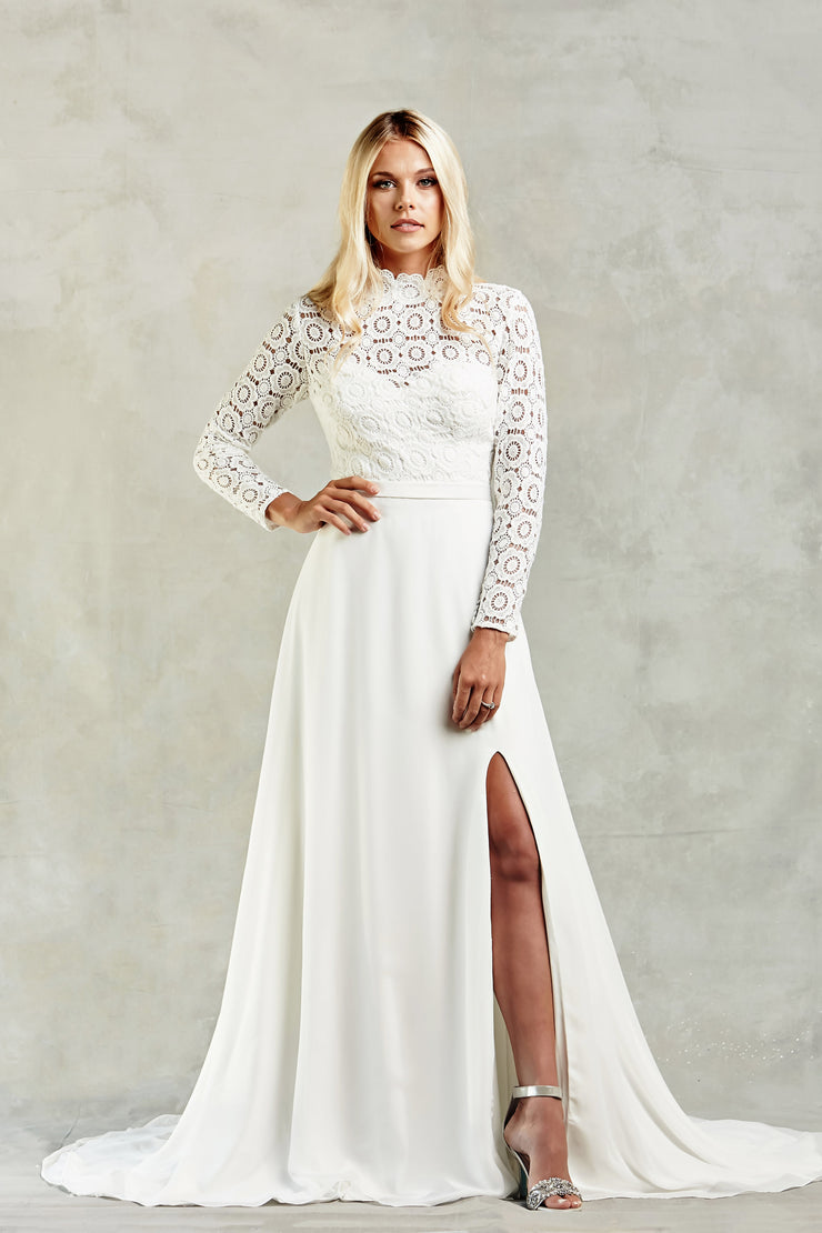 Dana Graham Bridal Collection Style 4237  (In Store Only) - Chicago Bridal Store Company