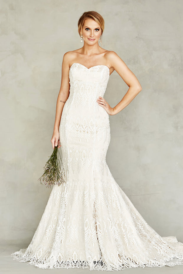Dana Graham Bridal Collection Style 4245 - Chicago Bridal Store Company