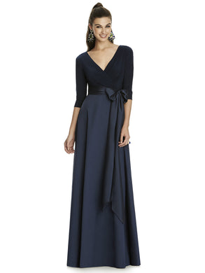 ALFRED SUNG BRIDESMAID DRESSES: ALFRED SUNG D736