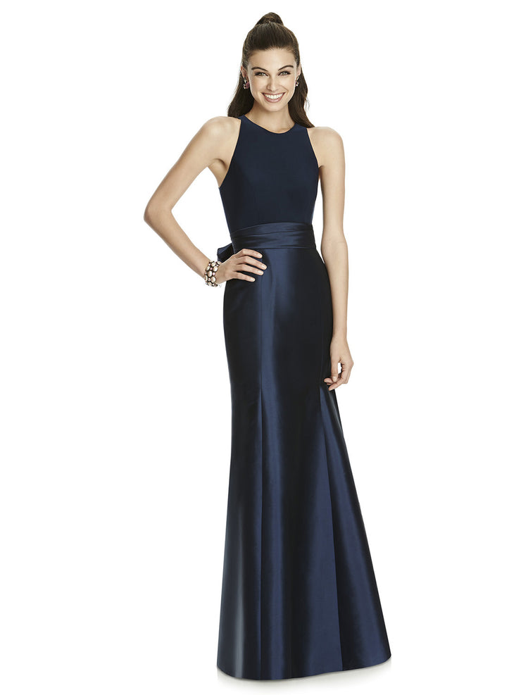 ALFRED SUNG BRIDESMAID DRESSES: ALFRED SUNG D737 - Chicago Bridal Store Company