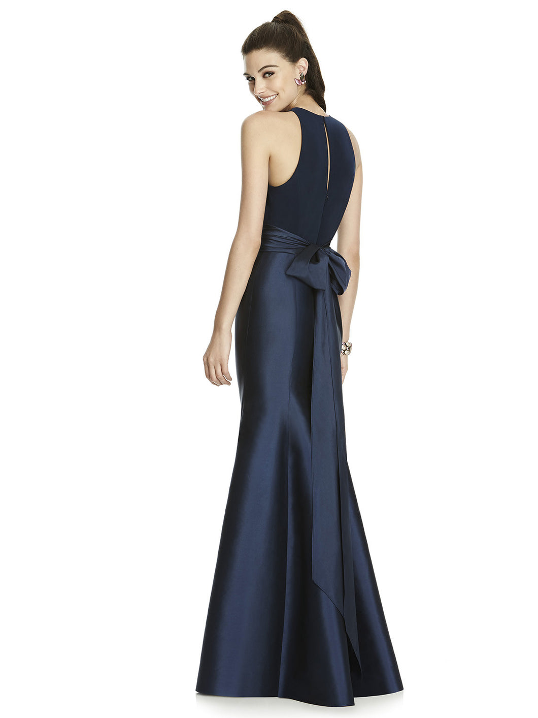 ALFRED SUNG BRIDESMAID DRESSES: ALFRED SUNG D736 – Chicago Bridal ...