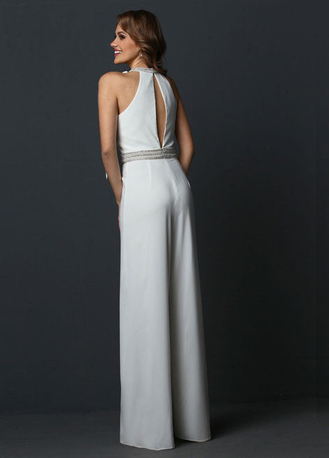a2e7cfd2843 Bridal Jumpsuit Destination Collection Chicago Bridal Store Company