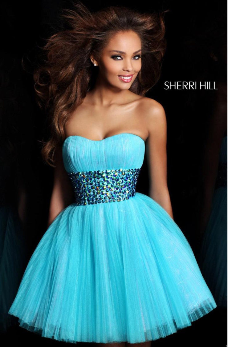SHERRI HILL 21163 - Chicago Bridal Store Company