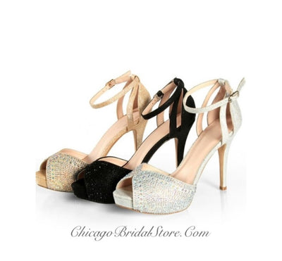 Cyndi Shoe - Chicago Bridal Store Company