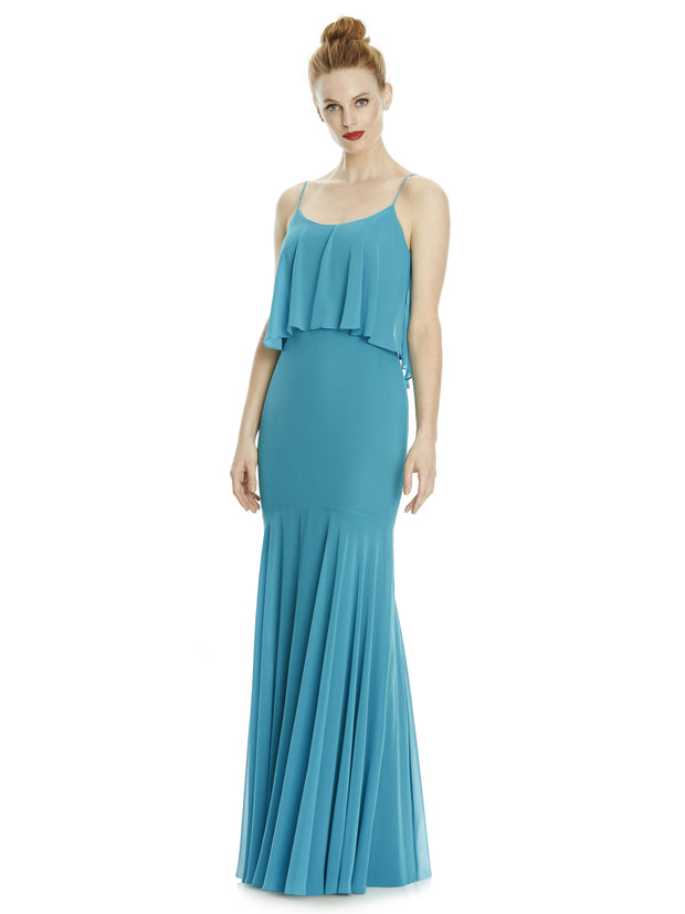 Lela Rose Bridesmaid style LR238 - Chicago Bridal Store Company