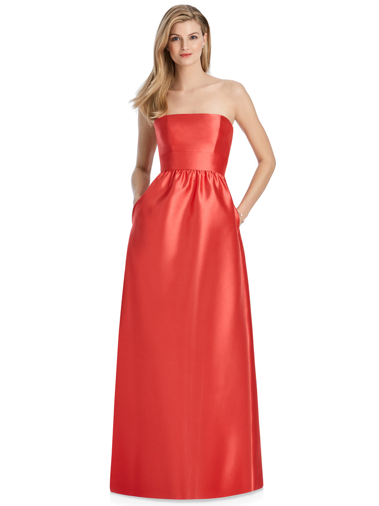 Lela Rose Bridesmaids Style LR248 - Chicago Bridal Store Company