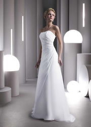 Informal Wedding Dress Destiny by Impression Informal Wedding Dress Style No. 4885 - Chicago Bridal Store Company