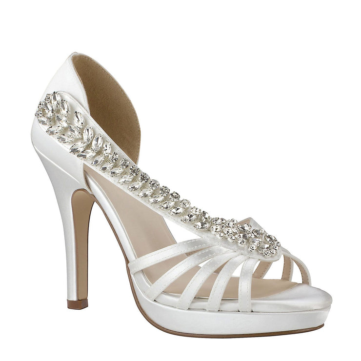 Miss Dellaney Wedding Shoe