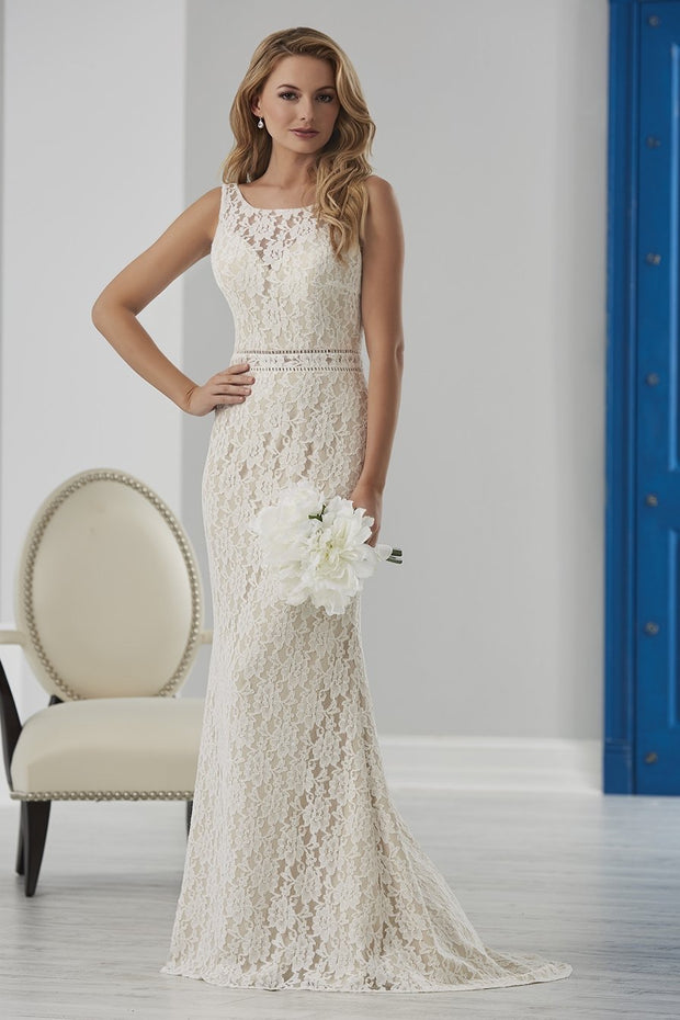 The Sabrina Destination Wedding Dress - Chicago Bridal Store Company