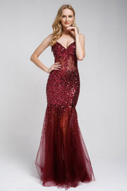 The Elise Sparkling Gown