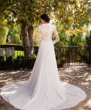 The Salem Wedding Gown - Chicago Bridal Store Company