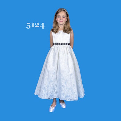 Flower Girl 5124 - Chicago Bridal Store Company
