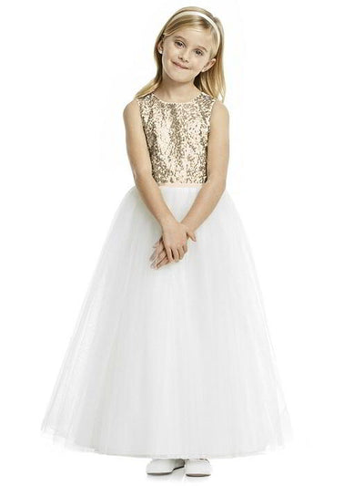 Flower Girl Style FL4055 - Chicago Bridal Store Company