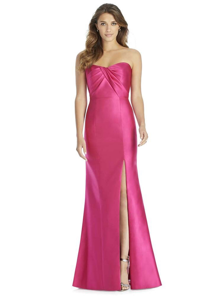 Alfred Sung Bridesmaid Dress D762 - Chicago Bridal Store Company