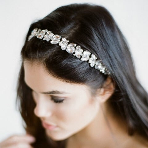 Miss Fiona Headband - Chicago Bridal Store Company
