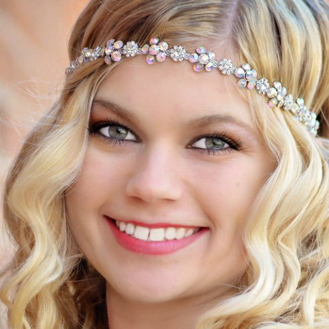 Miss Piper Headband - Chicago Bridal Store Company