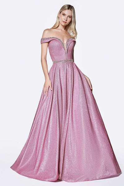 The Ellie Dress in Pink - Chicago Bridal Store Company