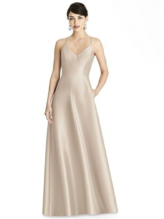 ALFRED SUNG BRIDESMAID DRESSES: ALFRED SUNG D750 – Chicago Bridal ...