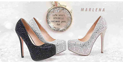 Marlena Shoe - Chicago Bridal Store Company
