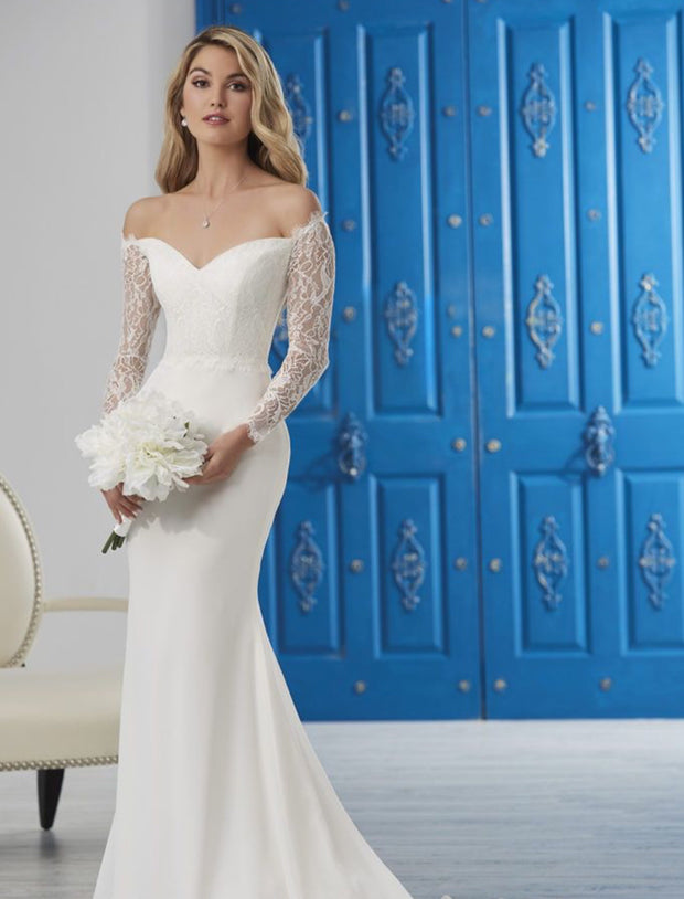 The Murphy Destination Wedding Dress - Chicago Bridal Store Company