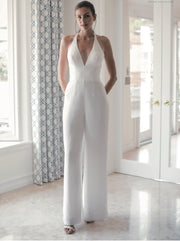 2019 Bridal Jumpsuit