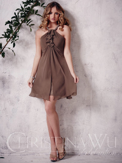 Christina Wu Celebration Bridesmaid Dress 22650 - Chicago Bridal Store Company