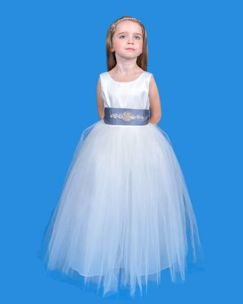 Princess Collection Flower Girl Dress 5123 - Chicago Bridal Store Company