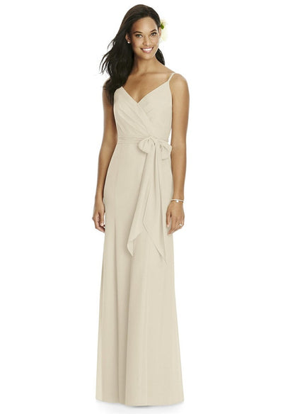 Full Length Formal Gown Social Bridesmaids 8181 - Chicago Bridal Store Company