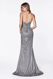 Smokey Formal Gown - Chicago Bridal Store Company