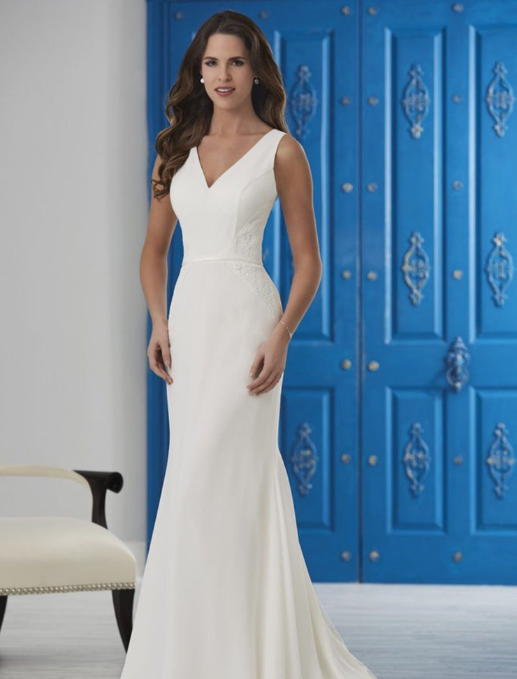 The Allison Destination Wedding Dress - Chicago Bridal Store Company