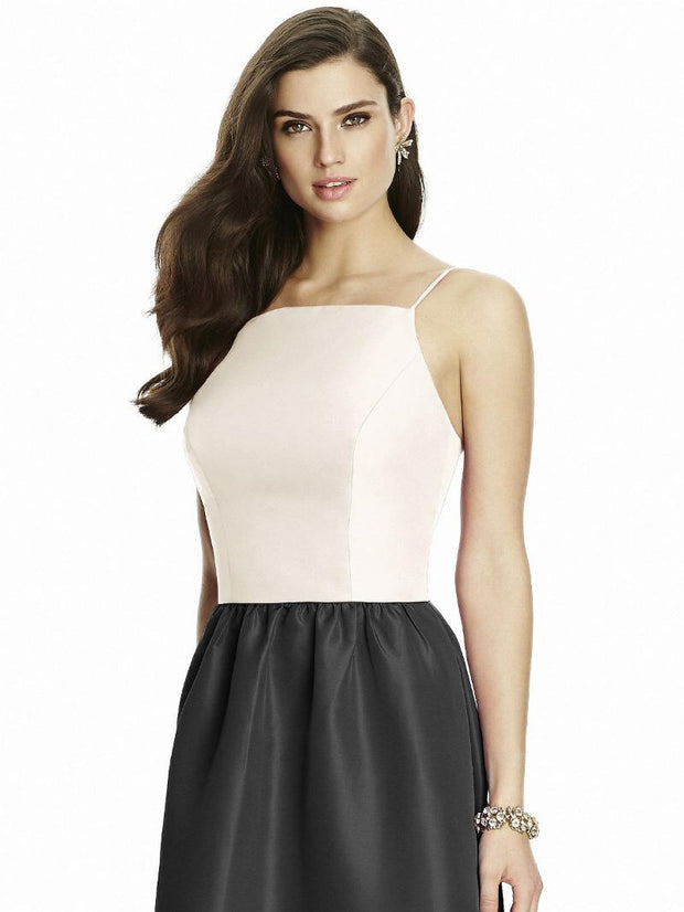 Dessy Bridesmaid Top T2985 - Chicago Bridal Store Company