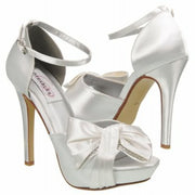 Miss Jay Bow Tie Wedding Shoe