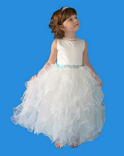 Princess Collection Flower Girl Dress 5122 - Chicago Bridal Store Company