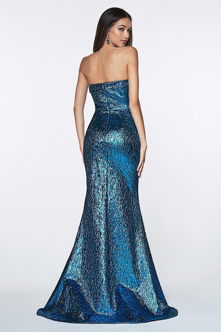 Blue By Design Formal Gown - Chicago Bridal Store Company