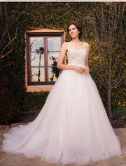 Miss Audrey Tulle Wedding Gown - Chicago Bridal Store Company