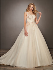 Layla Gown- Couture Damour MB4060 - Chicago Bridal Store Company