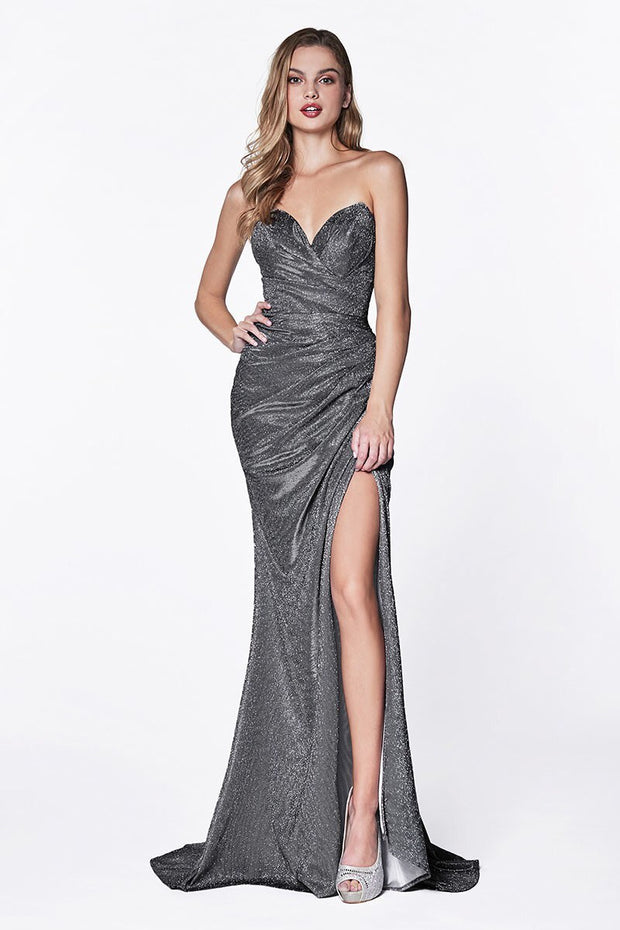 Smokey Formal Gown