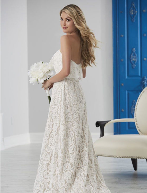 The Abbie Destination Wedding Dress - Chicago Bridal Store Company