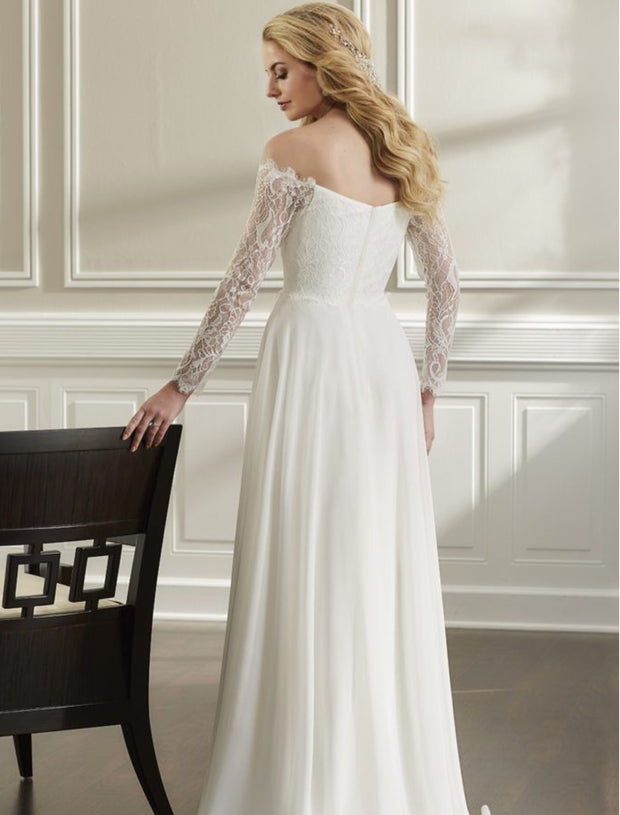 The Autumn Destination Wedding Dress - Chicago Bridal Store Company