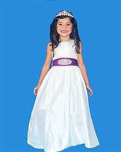 Princess Collection Flower Girl Dress 5115 - Chicago Bridal Store Company