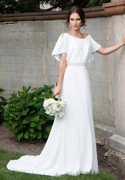 The Camille Gown - Chicago Bridal Store Company