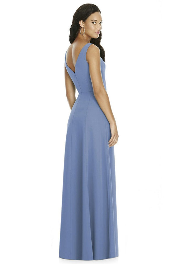 Matte Chiffon SOCIAL BRIDESMAID Dress  8180 - Chicago Bridal Store Company