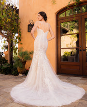 The Amethyst Wedding Gown - Chicago Bridal Store Company