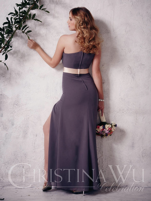 Christina Wu Celebration Bridesmaid Dress 22660 - Chicago Bridal Store Company