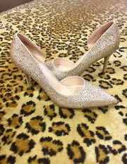 Marissa Sparking Evening Shoe - Chicago Bridal Store Company