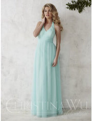 Christina WU Dress 22690 - Chicago Bridal Store Company