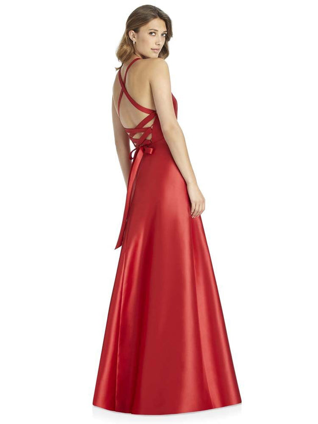 Alfred Sung Bridesmaid Dress D763 - Chicago Bridal Store Company